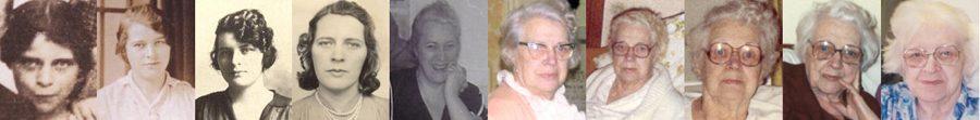 Nana, my Grandmother Anne Gillis — A memoir by Robert Gillis